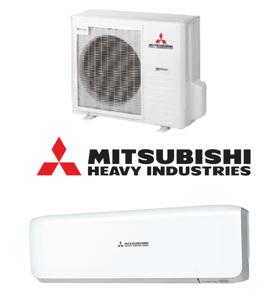 mitsubishi heavy industries split system air conditioner